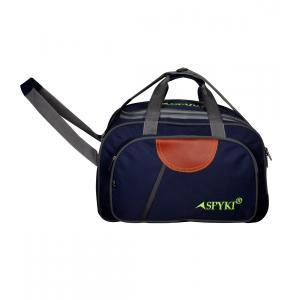 SPYKI TR44 Blue Polyester Trolley Bag