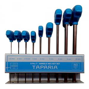 Taparia T-Handle Allen Keys Set, TAKM9
