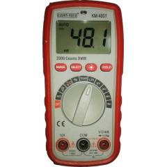 Kusam Meco Digital Multimeter, KM 4001