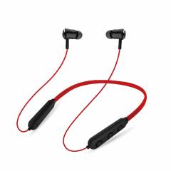 Vidvie Red 360 Degree Surround Sound Bluetooth Headset, BT821-RE