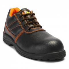 Fortune Four Seasons High Ankle Steel Toe Safety Shoes, Size: 6 (Pack of 5)