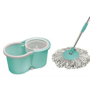 Spotzero Aqua Green Smart Spin Mop