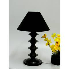 Tucasa Table Lamp with Conical Shade, LG-59, Weight: 650 g