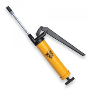 JCB 1/8 Inch BSPT Mini Lever Grease Gun, 22025947, Capacity: 120 g