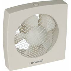 Cata LHV-160 White Exhaust Fan, Sweep: 160 mm