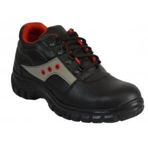 Timberwood TW25A Low Ankle Steel Toe Black Safety Shoes, Size: 7