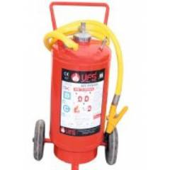 UFS 75 Kg Trolley Mounted Fire Extinguisher, UFS 0275 BC