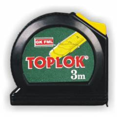 Freemans Pocket Tape Toplok (With Belt Clip and Lock) 3m-TL (Pack of 10)