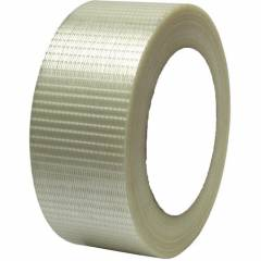 LTD 50mx18mm Filament Cross Tape