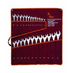Ajay A-107 Combination Spanner Set with Tetron Pouch