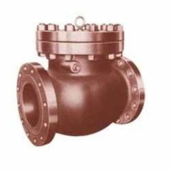 WJ Bronze Horizontal Lift Check Valves, Bolted Cover, 50 mm