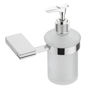 Jovial 311 Clubby Stainless Steel Glossy Finish Liquid Soap Dispenser