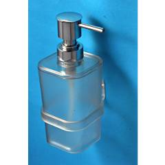 Olimp SD-57-3 Unbreakable Bath Soap Dispenser