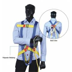Arcon Double Rope Full body with Scaffold Hook Safety Belt, ARC-5113