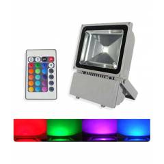 Best Deal 100W RGB LED Flood Light, BD-058
