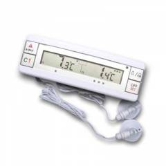 Alla-France 91000-028/F Digital IR Thermometer Double Probe & Display