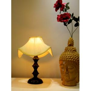 Tucasa Table Lamp with Designer Shade, LG-477, Weight: 600 g