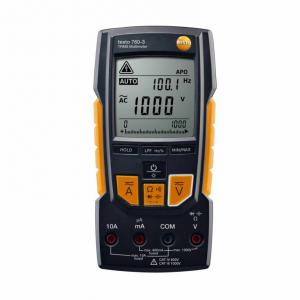 Testo 760-3 True Root Mean Square Measurement Digital Multimeter Set