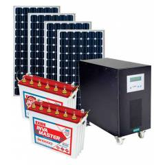 AGES 10kW Polycystalline Off Grid Solar Power Set