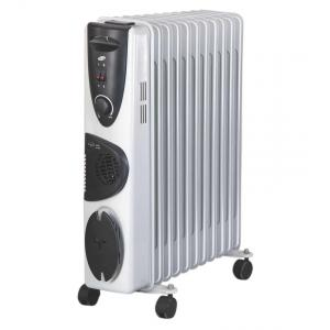 Glen 11 Fins OFR Oil Radiator Heater, Gl 7014