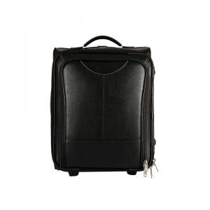 Abloom 1528 Black Synthetic Leather Travel Bag