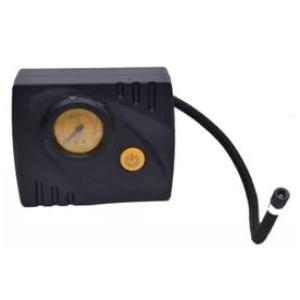 Black Cat Liliput Tyre Inflator with Analog Display