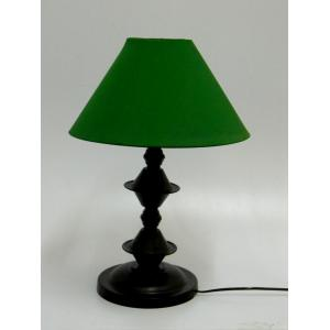 Tucasa Table Lamp with Conical Shade, LG-02, Weight: 600 g