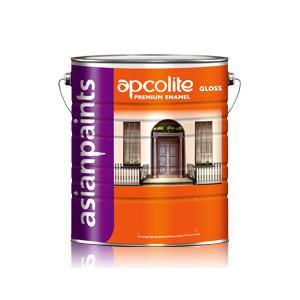 Asian Paints Apcolite Premium Gloss Enamel, 0001 Gr-M4, Colour: Brown, 500 ml