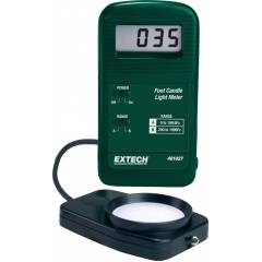 Extech Pocket-Size Foot Candle Light Meter, 401027