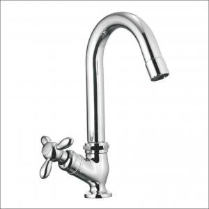 Taptree Tristar Swan Neck With Swinging Spout, BFS-557