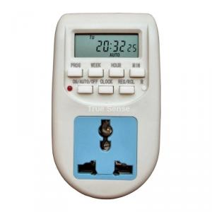 True Sense Energy Saving Digital Timer Programmable Electronic  Socket Timer Switch 230V 10A, TS-03