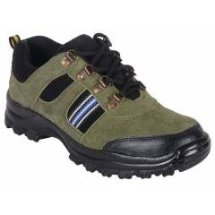 Vmax Holder-15 Steel Toe Sport Safety Shoes, Size: 6