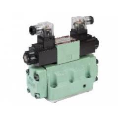 Yuken Solenoid Directional Valve, DSHG-06-2N7-C1C2-RB-A120-N-41