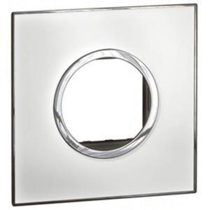 Legrand Arteor Mirror White Plate-2 Module, 5759 04