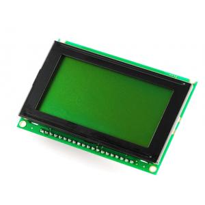 Techtonics TECH1737 128x64 Graphic LCD Display with Green Backlight