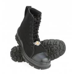 Liberty 7188-46 Warrior High Ankle Black Jungle Boots, Size: 6