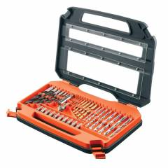 Black+Decker 33 Pieces Family Series Accessories Set, A7152-XJ (Pack of 2)