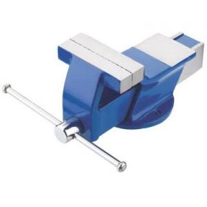 Trust Gold 4 Inch Steel Fix Base Bench Vice (Pack of 2)