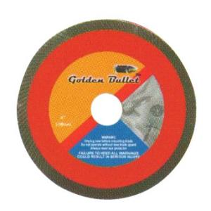 Golden Bullet 125mm Red Concrete Cutter for Circular Saw Turbo