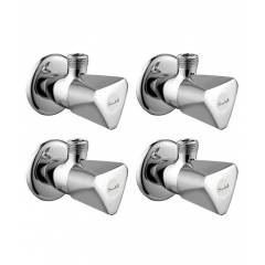 Snowbell Acura Brass Angle Faucet (Pack of 4)