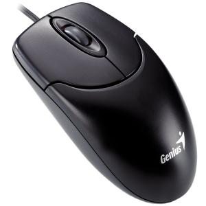 Genius Netscroll-120 Black Wireless Optical Mouse