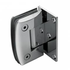 Godrej Stainless Steel Kurve Wall To Glass Hinge, 5757