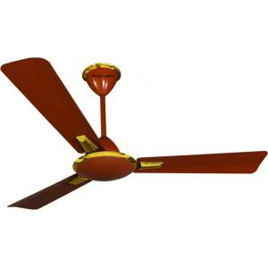 Rich & Comfort Cool 400rpm Bronze Ceiling Fan, Sweep: 1200 mm