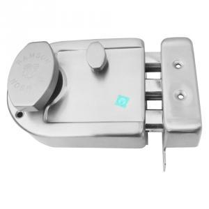 Ramson Tribolt Iron Silver 3 Keys Door lock