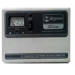Sky Power 4.0KVA Aluminium Wounded Automatic Voltage Air Conditioning Stabilizer, Input Voltage: 170V AC-27V AC