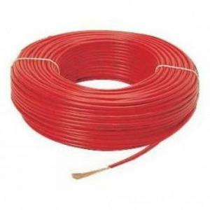 RC Bentex 10.00 Sq mm 90m Red Copper Multi Strand FR Industrial Wire, XW080RD067