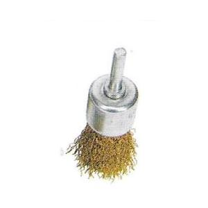 GE Tech End Wire Brush, (Size: 1 Inch)
