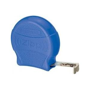 Freemans Zipp Blue Steel Tape Rules without Lock, Length: 3 m, Width: 13 mm