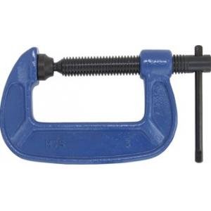 Universal Tools Mild Steel G Clamp, Size: 12 in