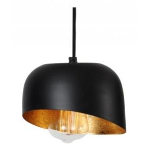 Stello Designer Decorative Fancy Vintage Antique Black Pendant Light, 17.5x17.5x117 cm